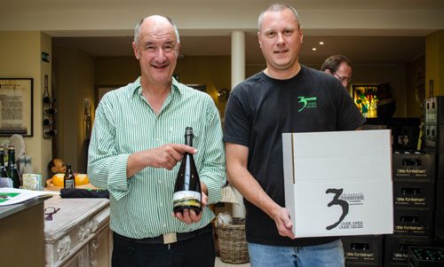 3 fonteinen uses Belgiuminabox.com as shipping partner