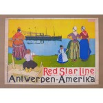 red-star-line-poster-n-1