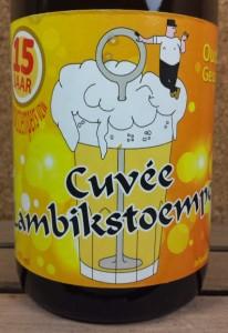 Cuvée Lambikstoemper Oude Geuze 75 cl (6-Pack)