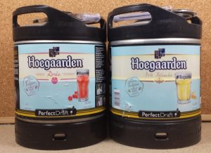 Hoegaarden 6 L Keg Perfect Draft
