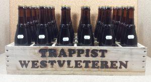 Sint Sixtus Westvleteren 12 Vintage 2014-2015-2016 + wooden Westvleteren crate