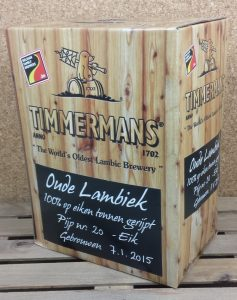 Timmermans Oude Lambiek bag-in-box 5 L