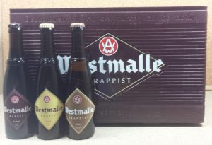 Westmalle (Dubbel-Tripel-Extra) mixed crate 24 x 33 cl