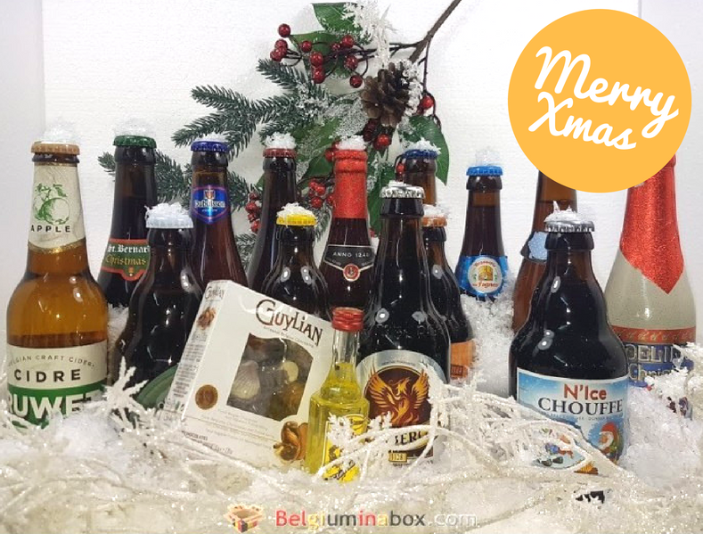 Cheers for Beers: The BelgiuminaBox Christmas Collection is Here!