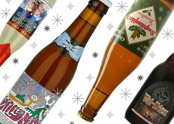 Christmas Belgium Beers Still in Stock!