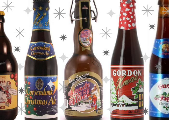 X-Mas Belgium Craft Beers Up for Grabs!