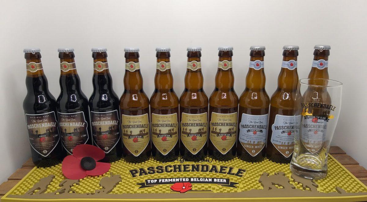 Passchendaele Brewery Pack : 10-Pack + Bar Runner + FREE Glass