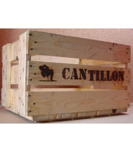 Cantillon wooden crate (new)