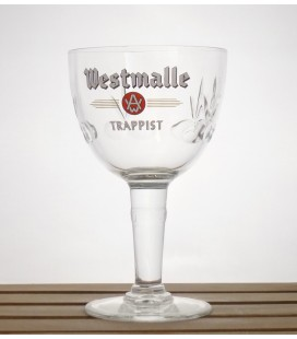Westmalle Trappist Glass 33 cl
