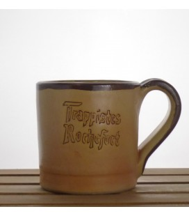 Rochefort Trappist Stone Mug 33 cl