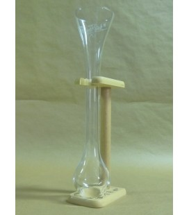Kwak Glass (XL) with Wooden Stand 75 cl