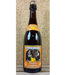 Timmermans Pumpkin Lambicus 75 cl