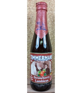 Timmermans Strawberry Lambicus 25 cl