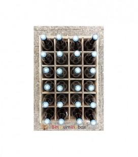 Westvleteren 8 Extra 2015 24 x 33cl + Wooden Westvleteren Crate