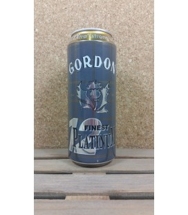 Gordon Finest Gold Can 33cl