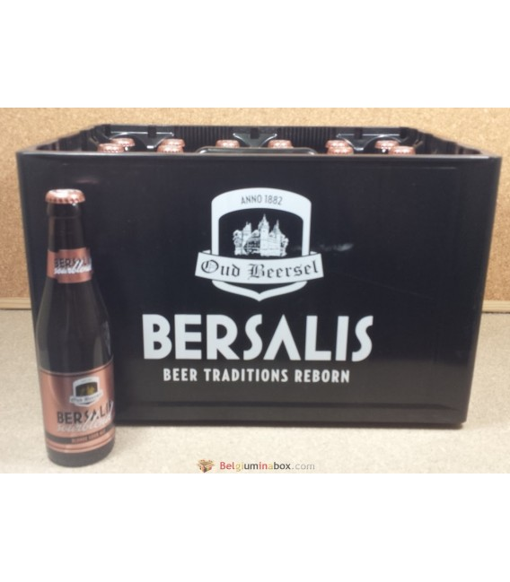 Oud Beersel Bersalis Sourblend full crate 24 x 33 cl