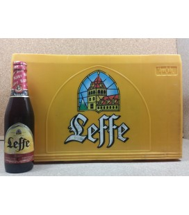 Leffe Ruby Full Crate 24x33cl