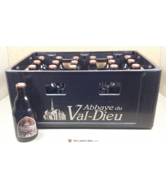 Val-Dieu Brune full crate 24 x 33 cl