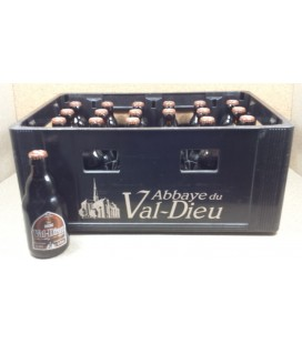 Val-Dieu Brune full crate 24 x 33 cl