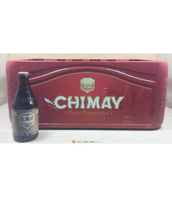 Chimay Dorée-Goud full crate 24 x 33 cl