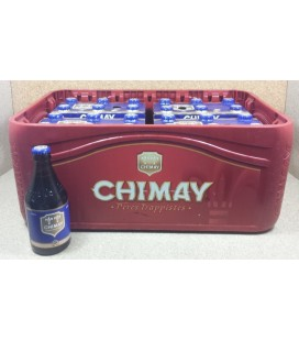 Chimay Blue Cap full crate 24x33cl