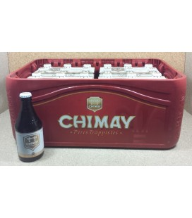 Chimay Triple (White Cap) full crate 24 x 33 cl