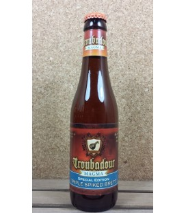 Troubadour Magma Special Edition 2015 : Triple Spiked Brett 33 cl