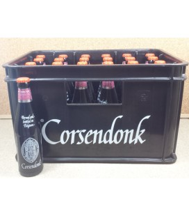 Corsendonk Dubbel Kriek full crate 24 x 33 cl