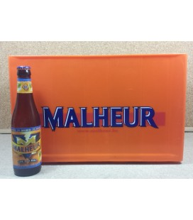 Malheur 10 full crate 24 x 33 cl