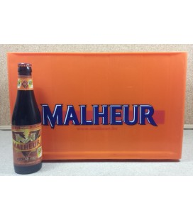Malheur 12 full crate 24 x 33 cl