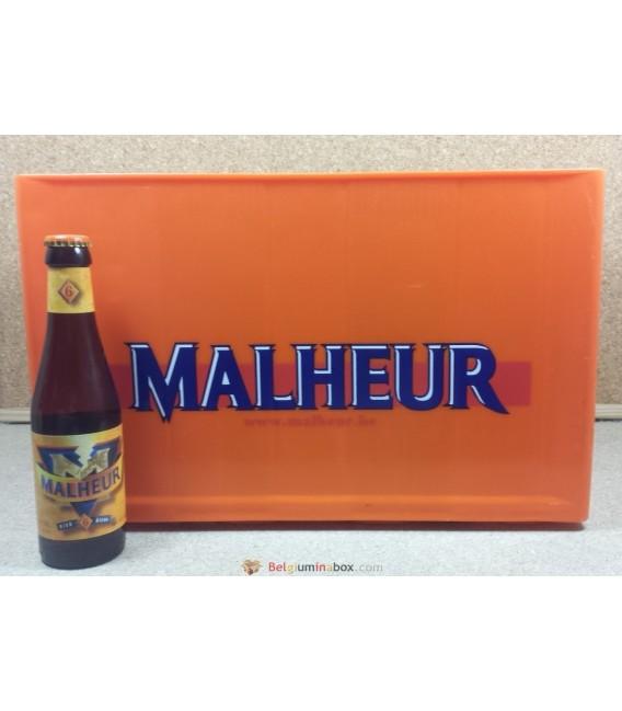Malheur 6 full crate 24 x 25 cl