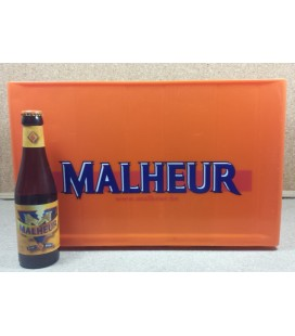 Malheur 6 full crate 24 x 25 cl