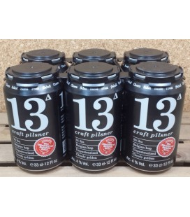 13 Craft Pilsner 6-Pack of 33 cl Can
