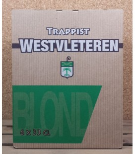 Westvleteren Blond 6-Pack of 33 cl (in Cardboard Box)
