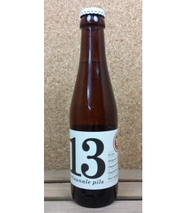 13 Artisanal Pils - white label 25 cl