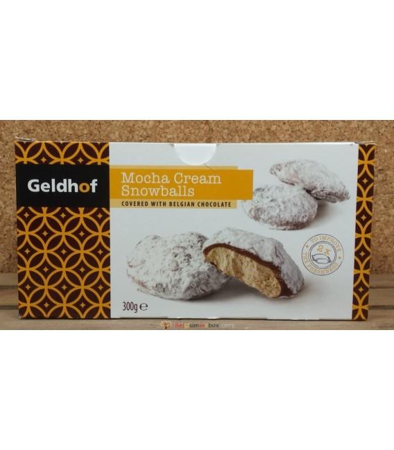 Geldhof Mocha Cream Snowballs 300 gr