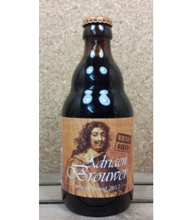 Adriaan Brouwer Winter Wood 2017 33 cl