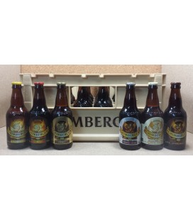 Grimbergen mixed crate (6x4) 24 x 33 cl