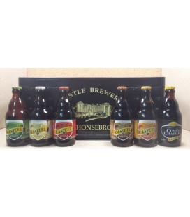 Kasteel mixed crate (6x4) 24 x 33 cl