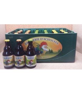 Chouffe mixed crate (3x8 La-Mc-IPA) 24 x 33 cl