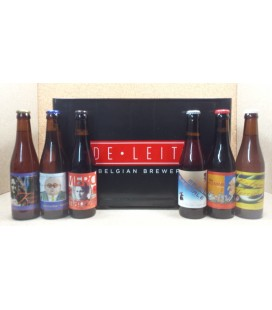 De Leite mixed crate (6x4) 24 x 33 cl