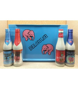 Delirium mixed crate (4x6) 24 x 33 cl
