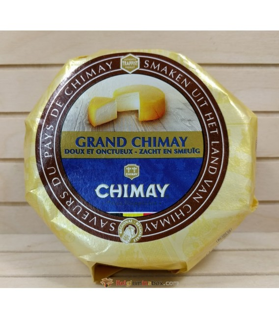 Chimay Trappist Cheese - Grand Chimay 320 gr