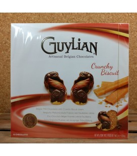 Guylian Crunchy Biscuit Box of 16