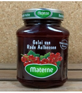 Materne Gelei van Rode Aalbessen (jelly of red currant) 450 gr
