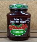 Materne Gelei van Rode Aalbessen (jelly of red currant) 450 gr
