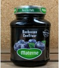 Materne Bosbessen Confituur (blueberry jam) 450 gr