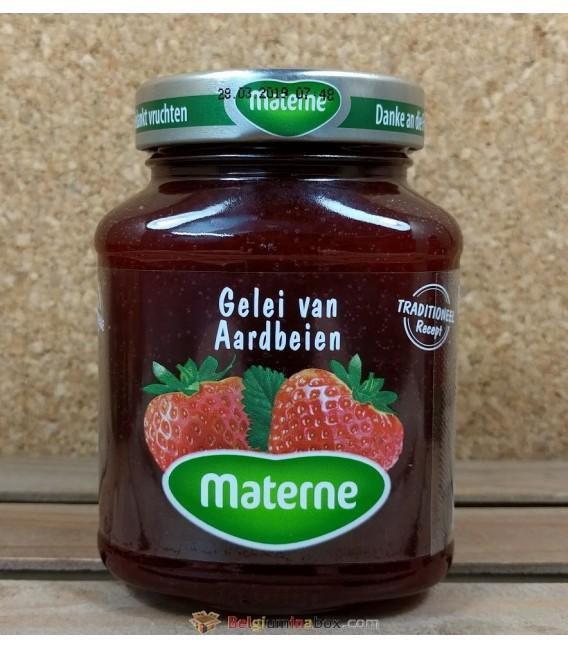 Materne Gelei van Aarbeien (strawberry jelly) 450 gr