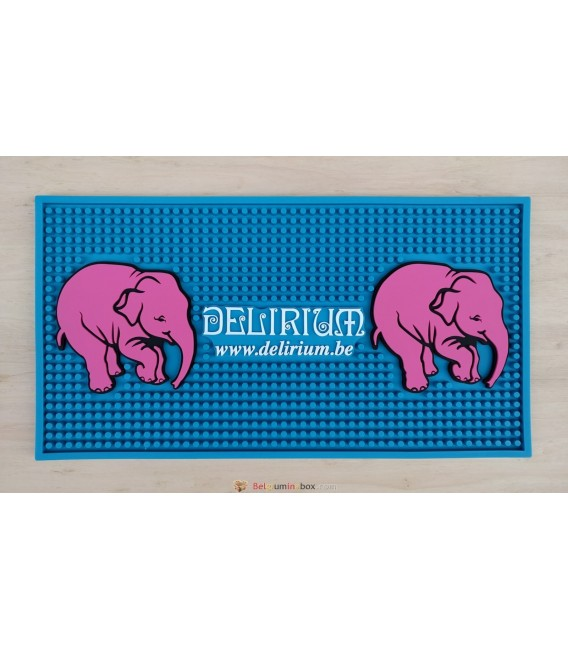 Deirium Beer Bar Runner (barmat in plastic)