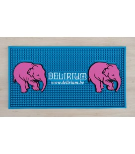 Delirium Beer Bar Runner (barmat in plastic)